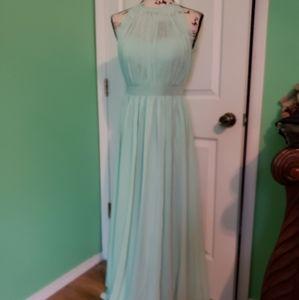 Nwot SeaFoam Green Evening/Wedding Gown sz6🥰❤